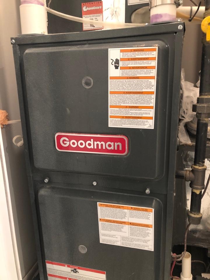 Lanham, MD - Water leak