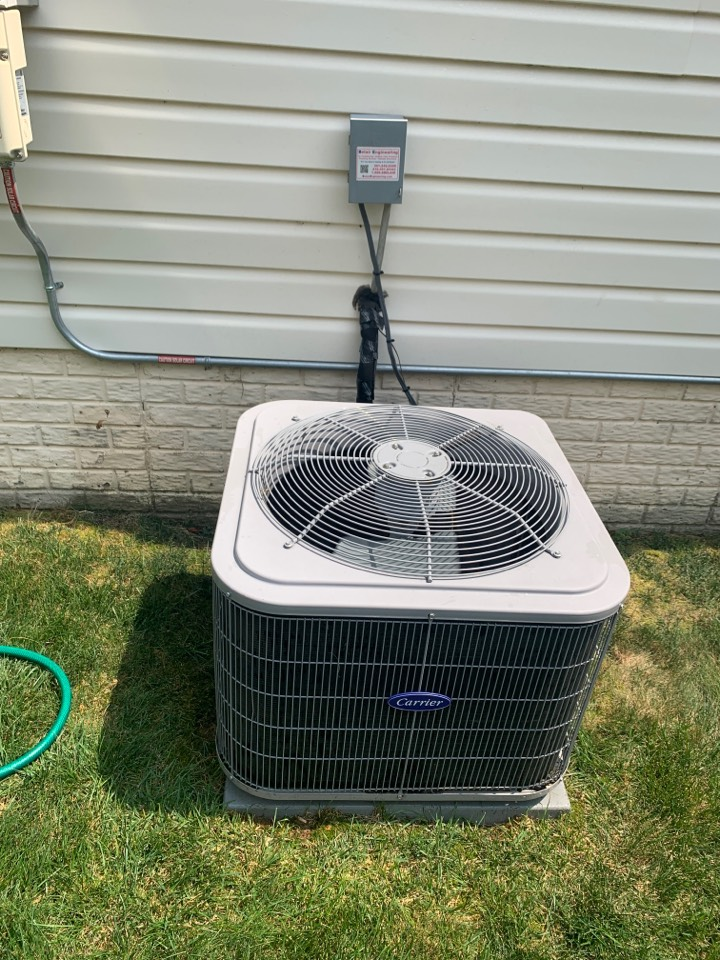 Odenton, MD - Air conditioning repair