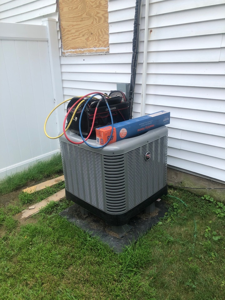 North Beach, MD - Air conditioning service repair