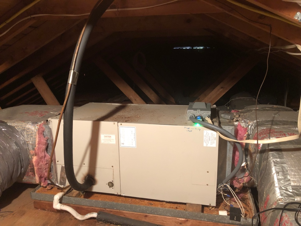 Dunkirk, MD - Air handler repairs replacement of 60 amps disconnect box