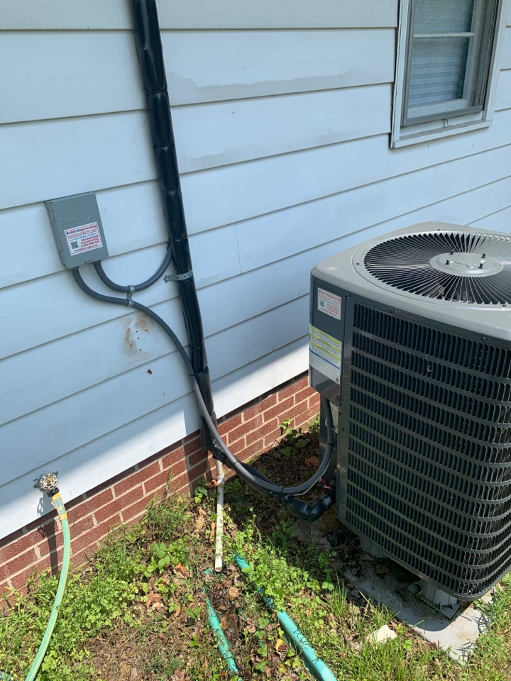 Dunkirk, MD - Heat pump repair
