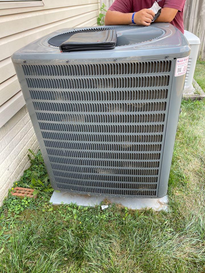 Cheltenham, MD - Goodman air conditioning repair