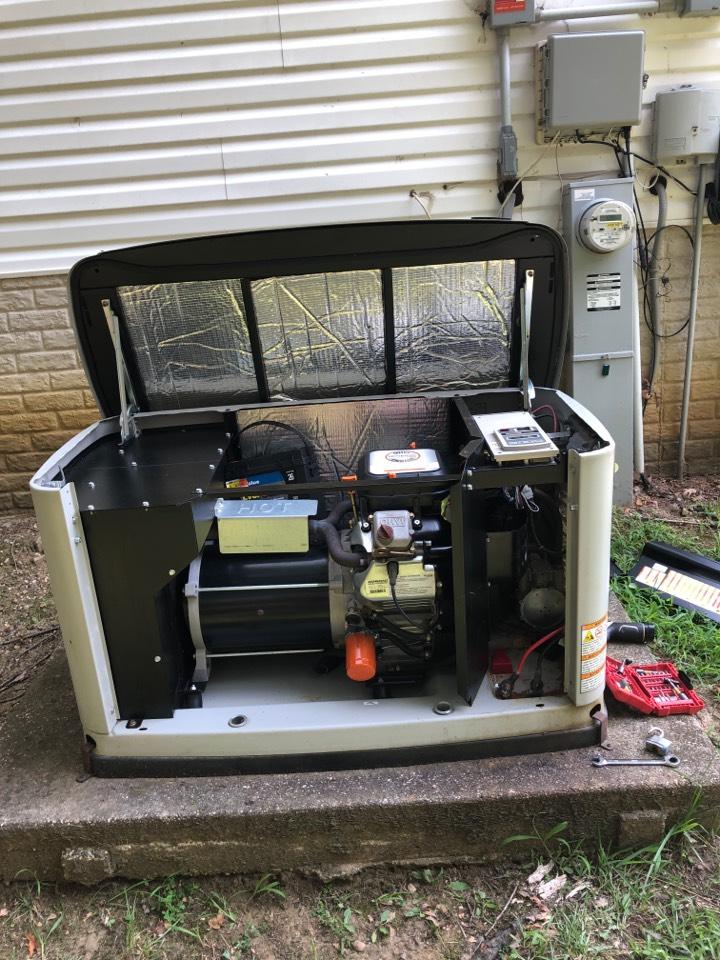 Lanham, MD - Generator repairs