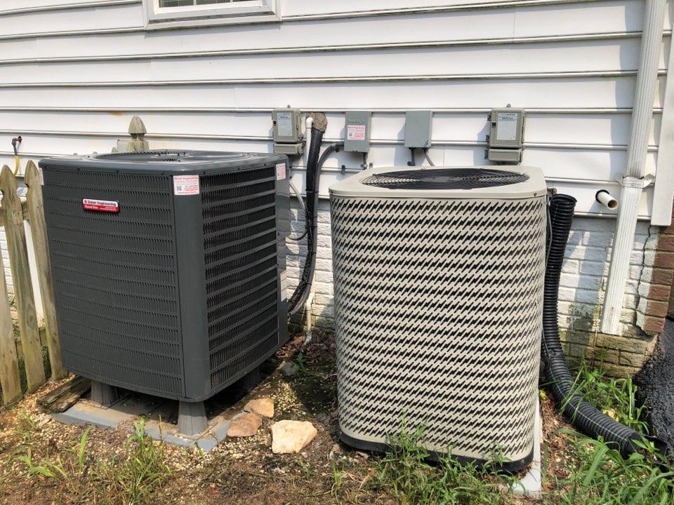 Owings, MD - Heat pump repairs