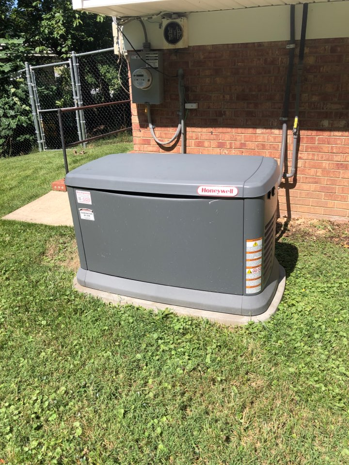 Beltsville, MD - Generator repairs