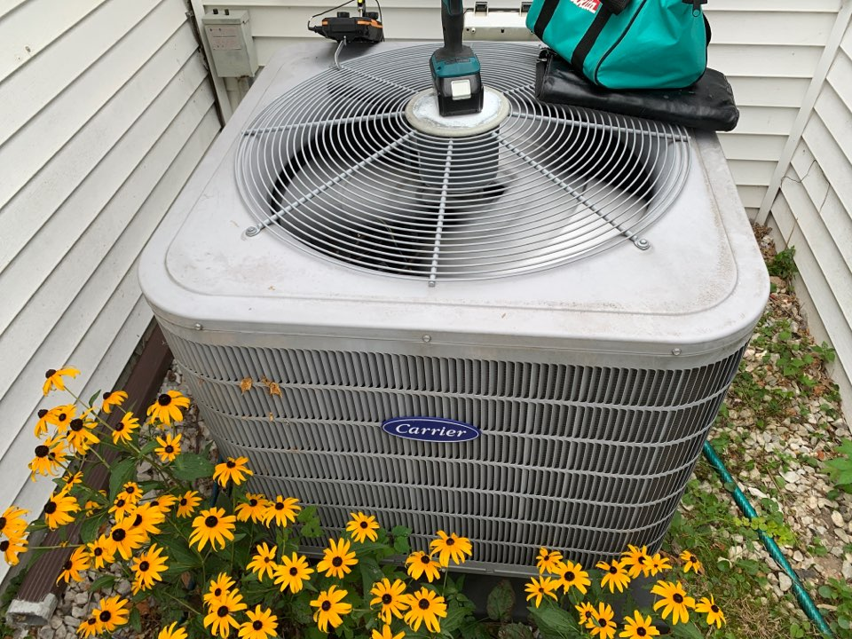 Severn, MD - Carrier Air Conditioning Service Repair