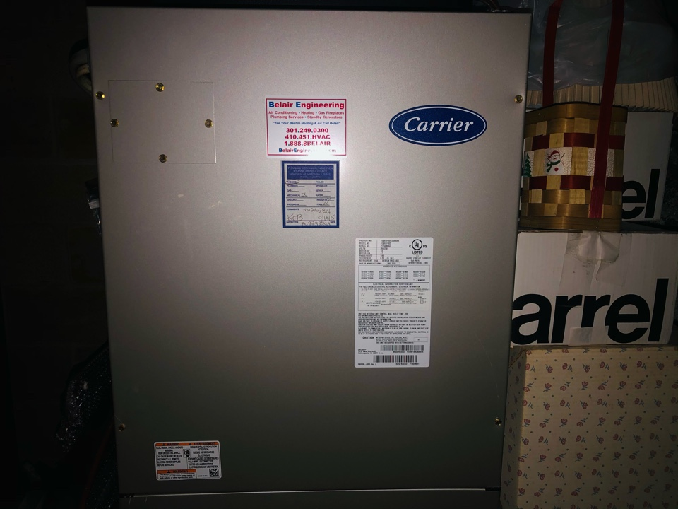 Gambrills, MD - Ac services