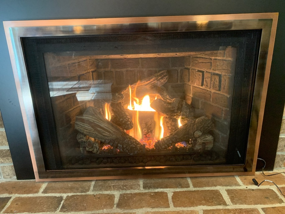 Owings, MD - Fireplace tune up in Owings