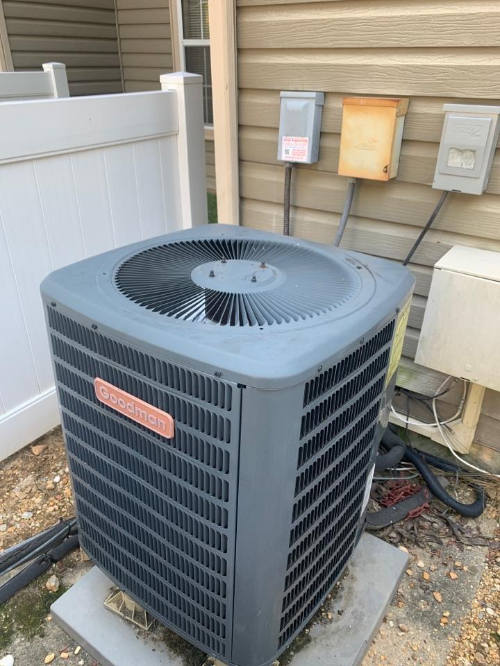 Laurel, MD - Heat pump repair