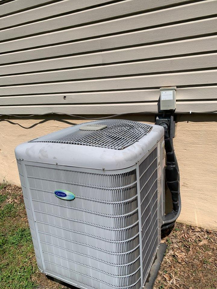 Severn, MD - Carrier Heat Pump service Repair
