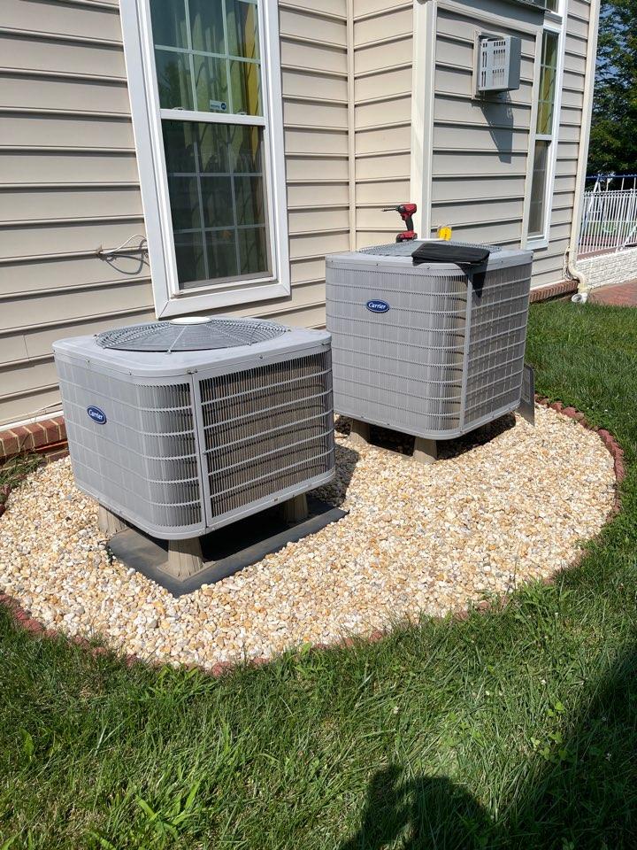 Glenn Dale, MD - Carrier air conditioning repair