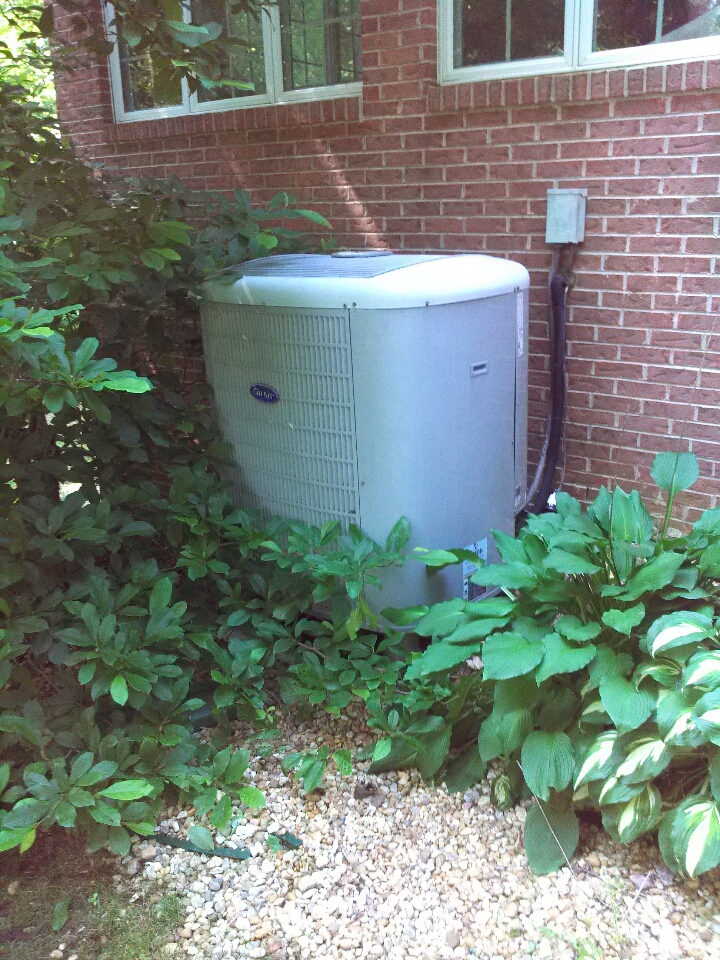 Crownsville, MD - Crownsville Maryland heat pump ac air conditioning & heating system installation repair service call