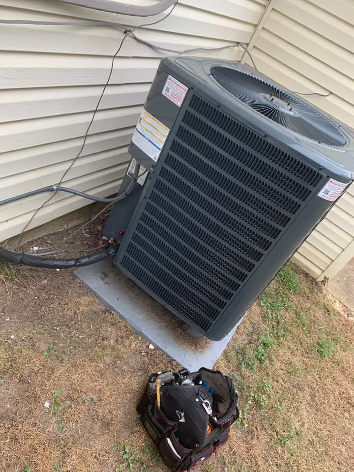 Edgewater, MD - Heat pump repair