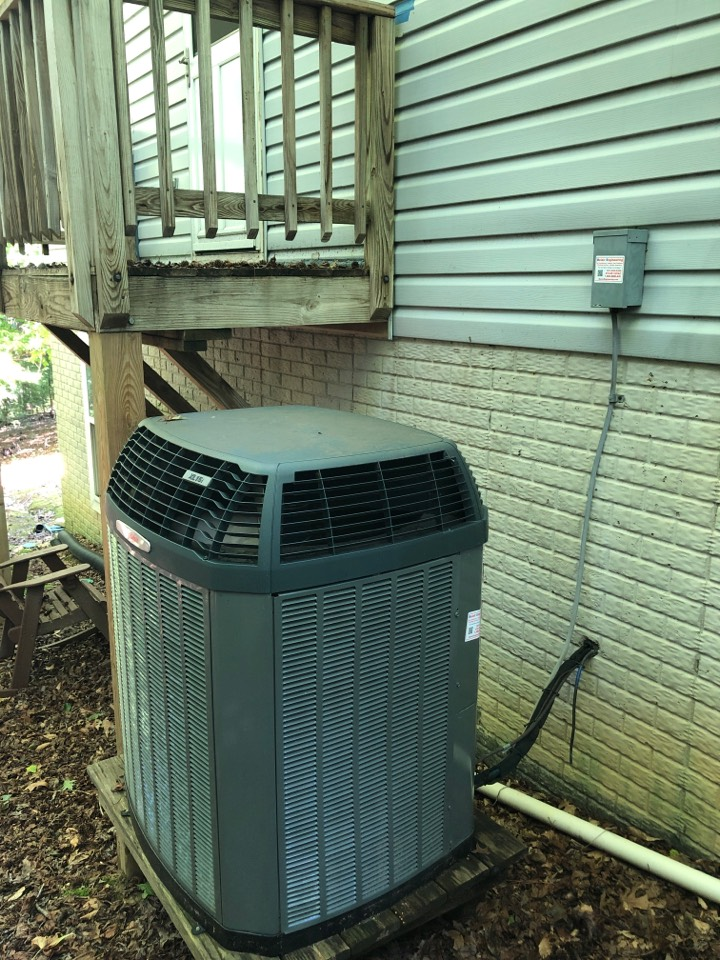 Brandywine, MD - Trane Ac maintenance repair services with Humidifier and flood protection