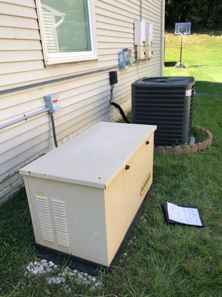 Springdale, MD - Generator repairs