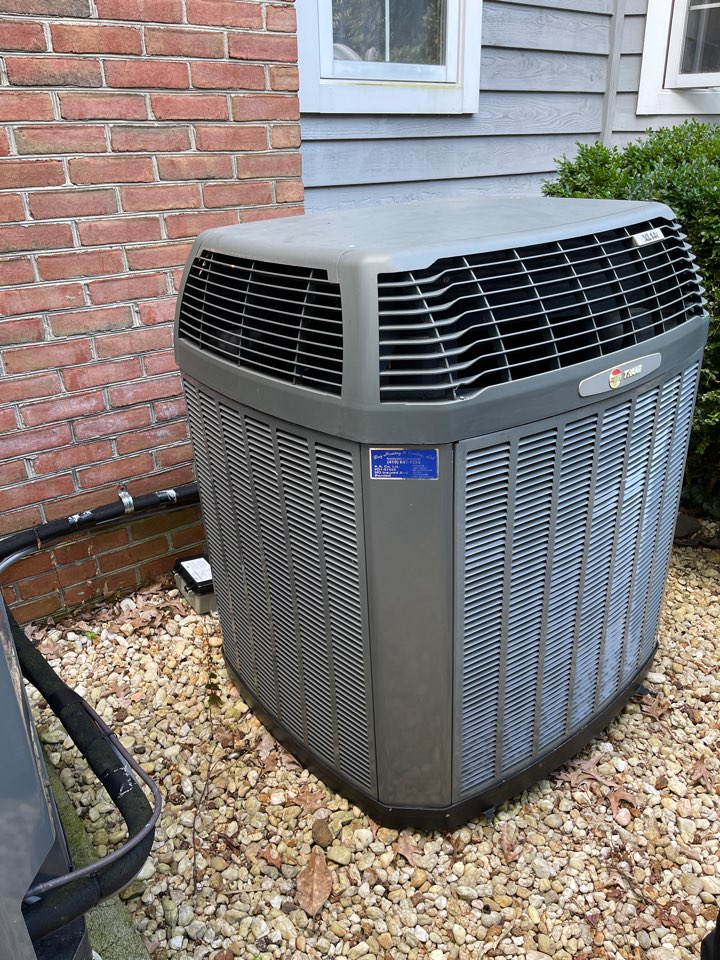 Arnold, MD - Changing air handler and heat pump