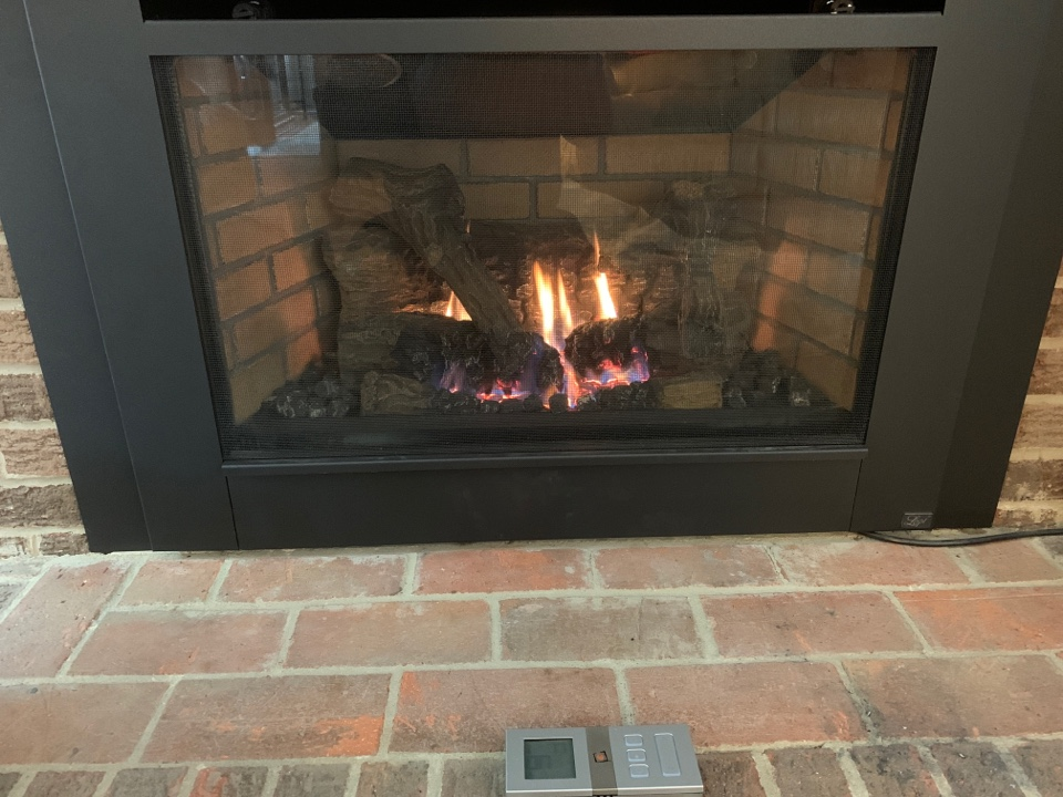 Owings, MD - Fireplace tune up in Owens