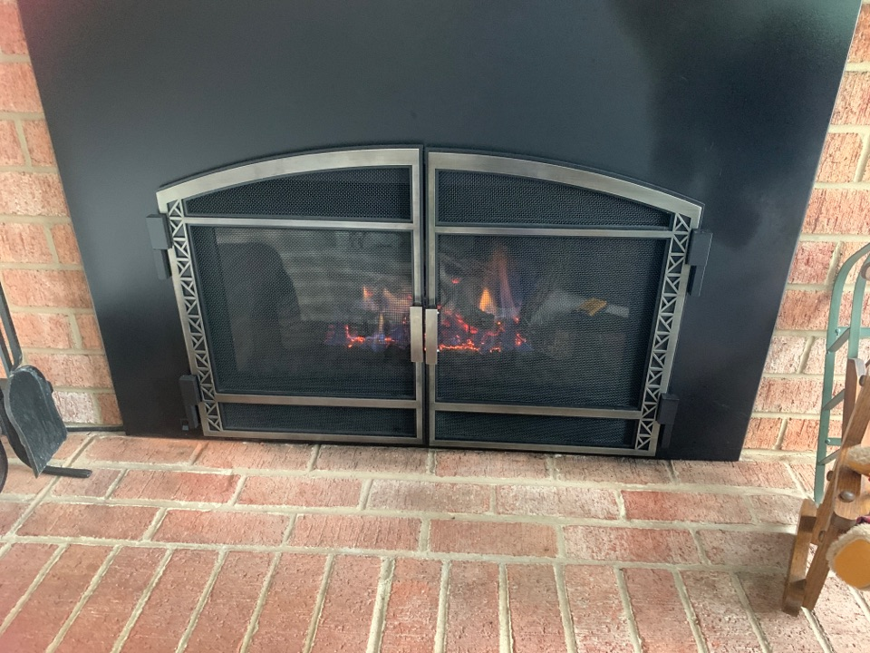 Riva, MD - Fireplace tune up in Riva