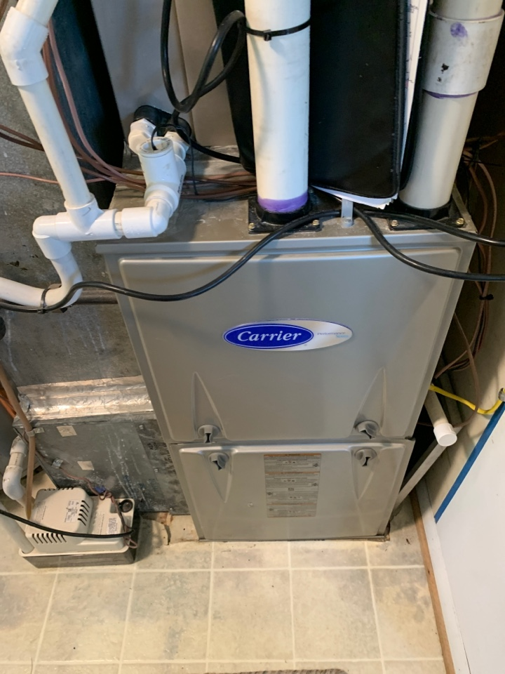Gambrills, MD - Carrier Furnace Service Repair