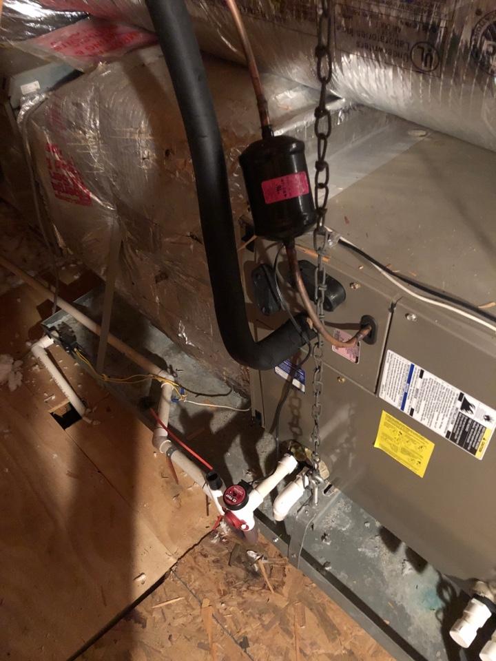 Annapolis, MD - Air handler repairs