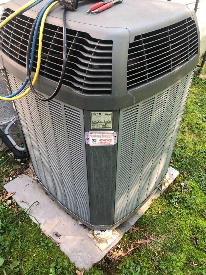 Owings, MD - Air conditioner repair