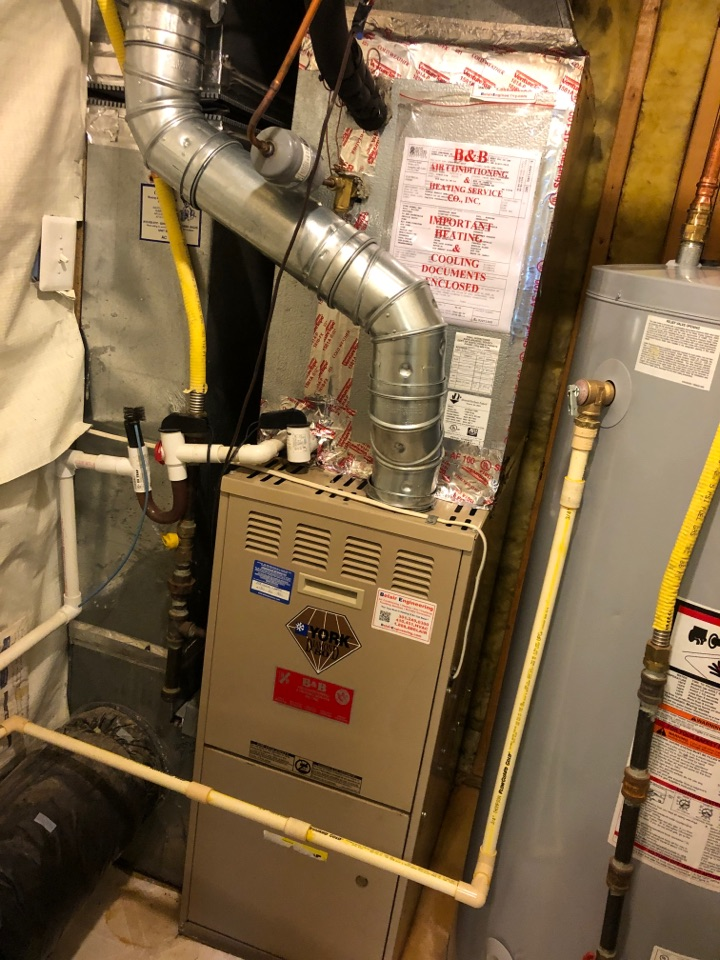 Gambrills, MD - Replace 80% gas furnace