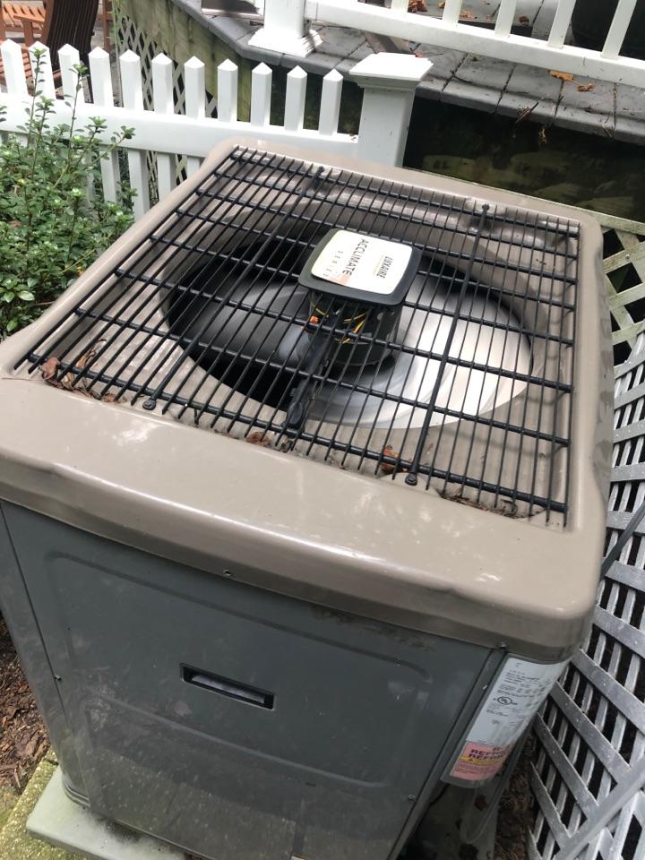 Chesapeake Beach, MD - Air conditioner repair