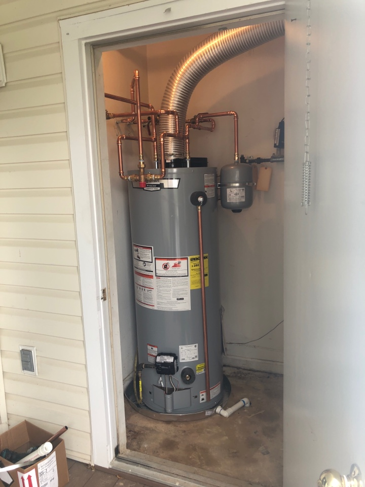 Laurel, MD - HWH installed