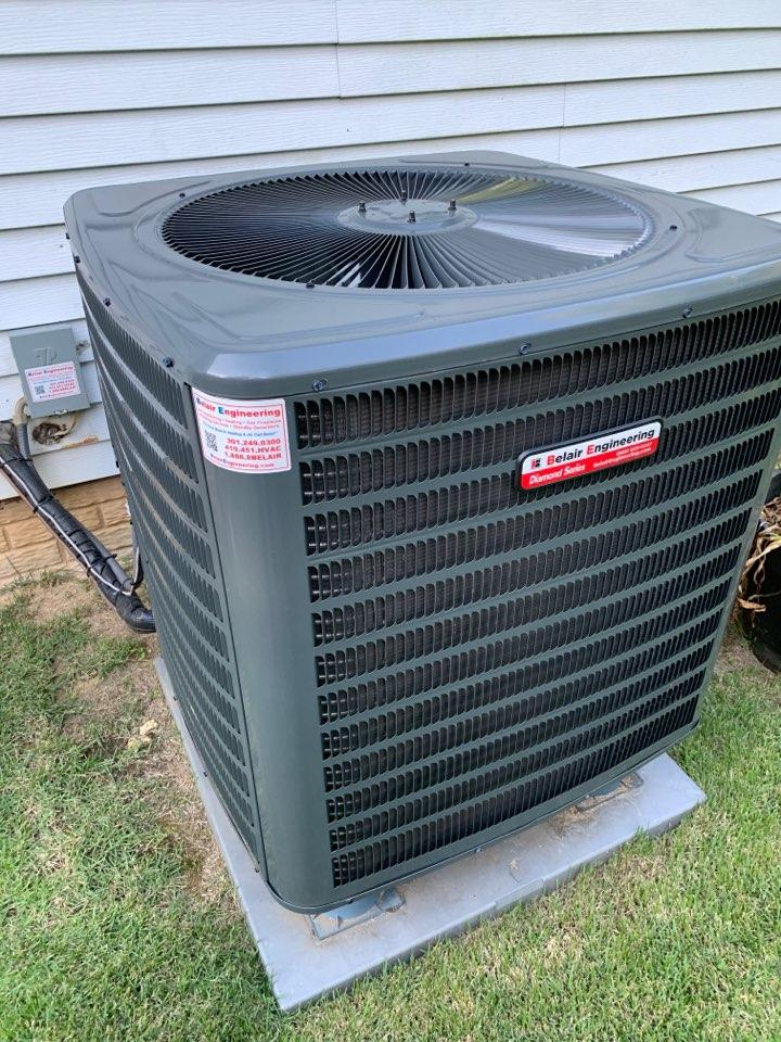 Lanham, MD - Goodman Heat Pump Service Repair