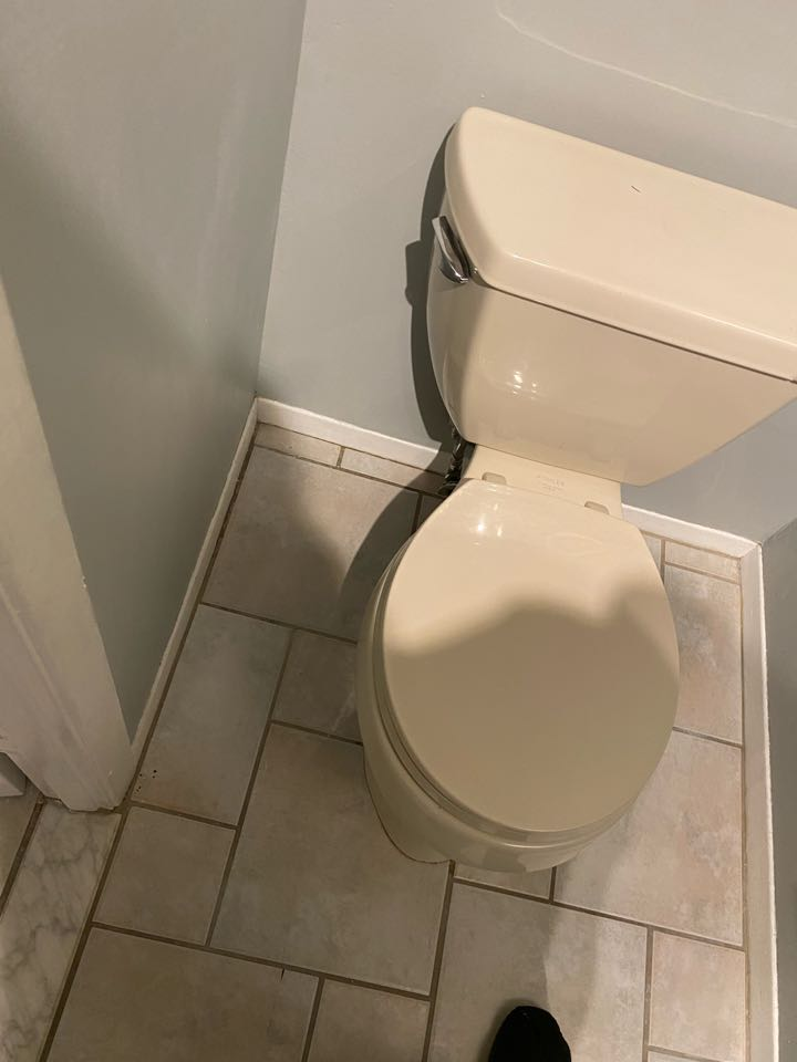 District Heights, MD - Commode and plumbing evaluation