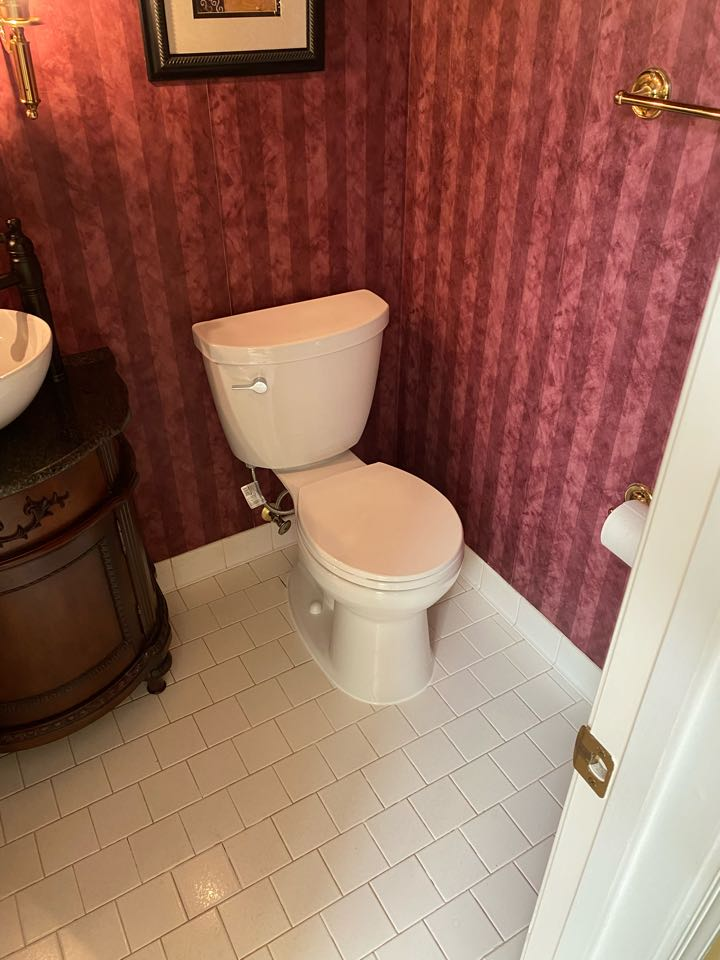Glenn Dale, MD - 3 toilet replacements