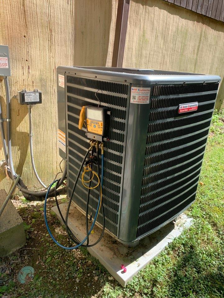 Laurel, MD - Goodman Heat Pump Service Repair