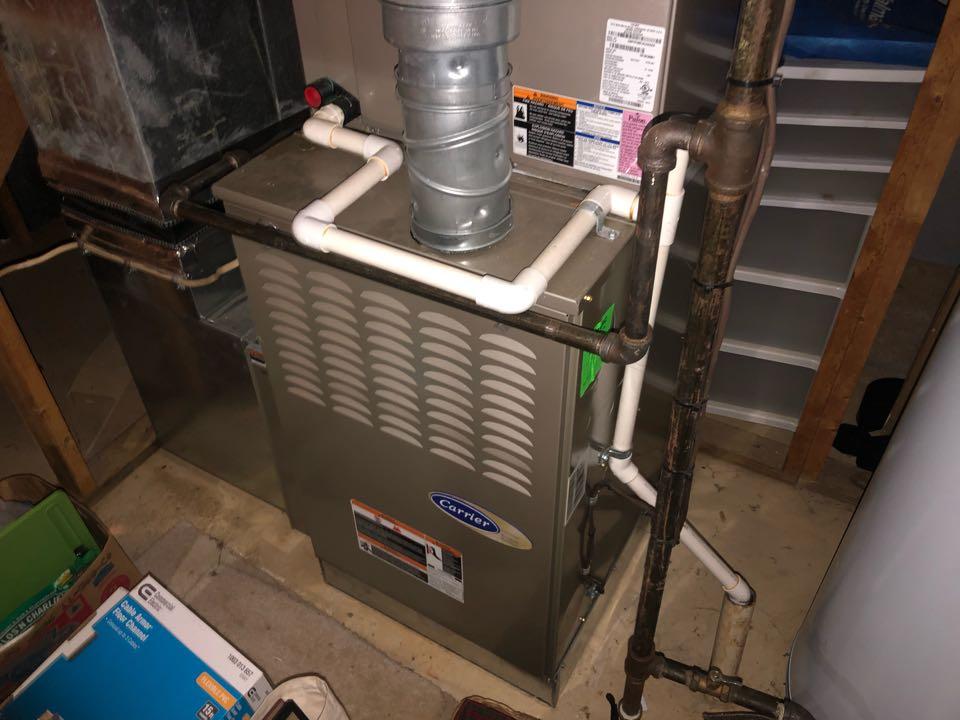 Brandywine, MD - Heating tune up