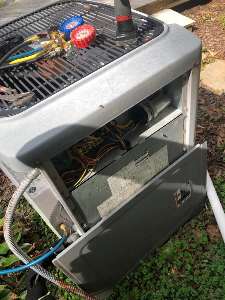 Harwood, MD - Heatpump repair