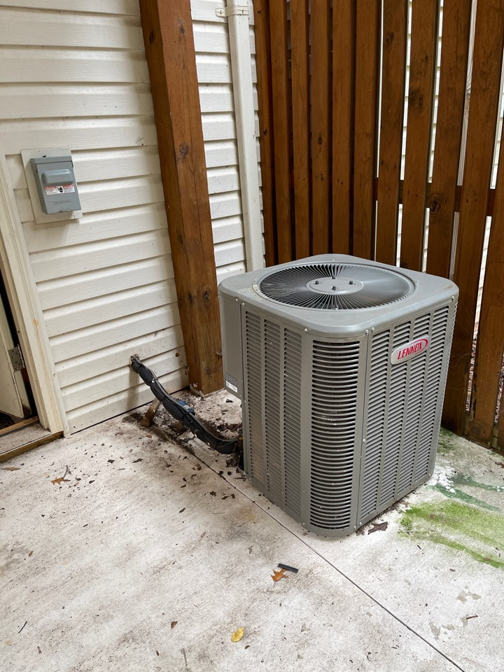 Glen Burnie, MD - Changing ac and coil