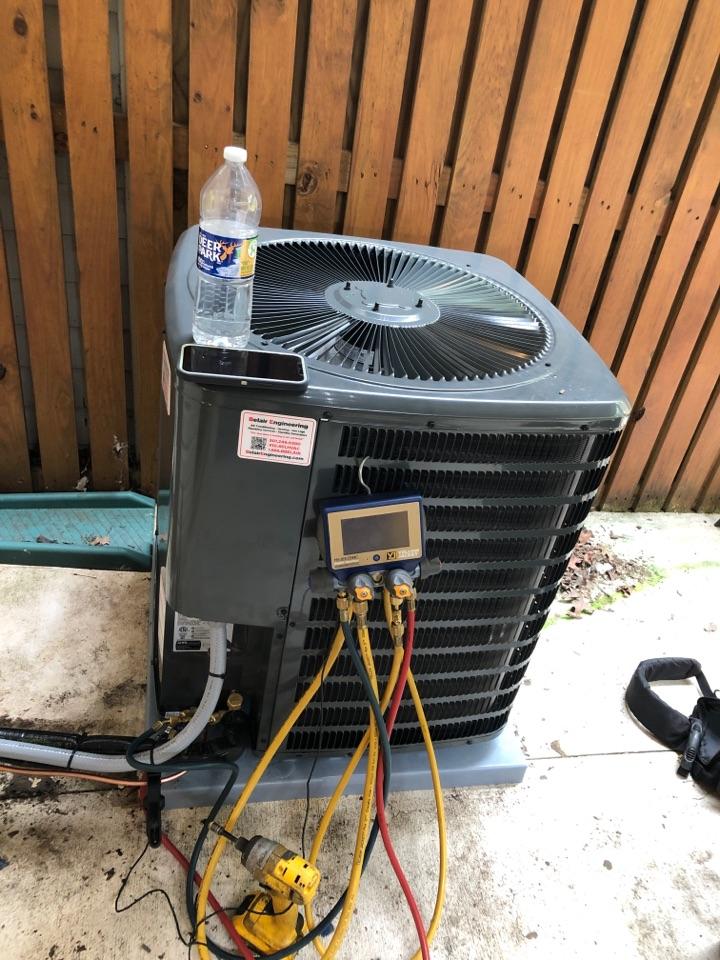 Glen Burnie, MD - Replace AC coil