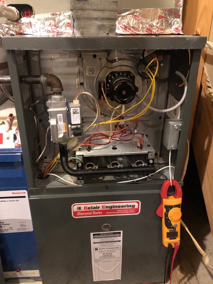 Millersville, MD - Furnace repair service