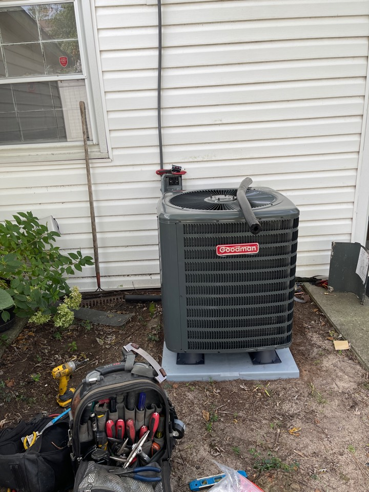Severn, MD - Changing furnace ac and coil
