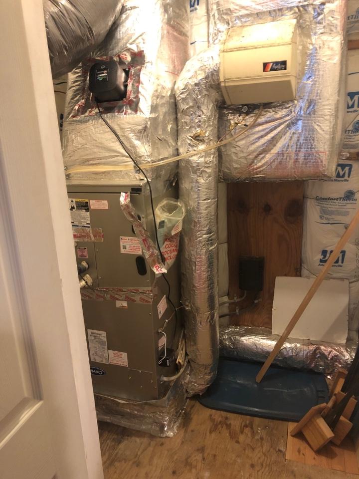 Severna Park, MD - Air handler repairs