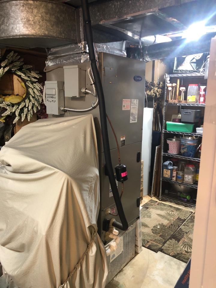 Riva, MD - Air handler repairs