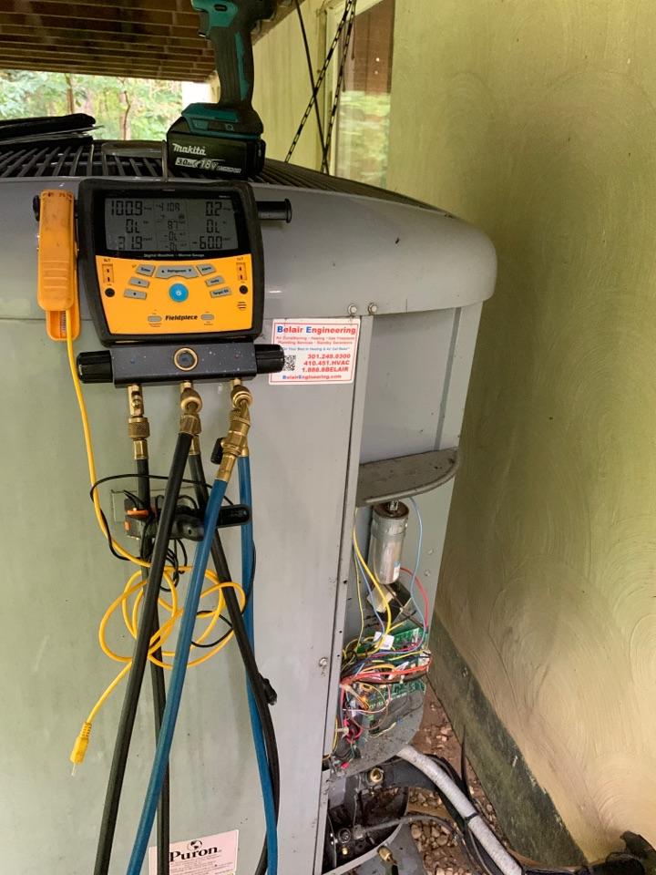 Owings, MD - Carrier Heat Pump Service Repair
