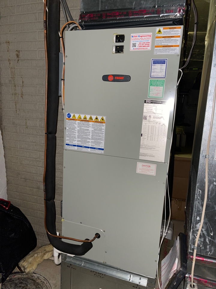 Crownsville, MD - Heating tune up