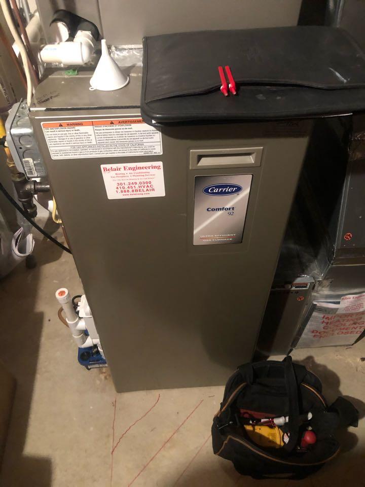 Severna Park, MD - Heating services