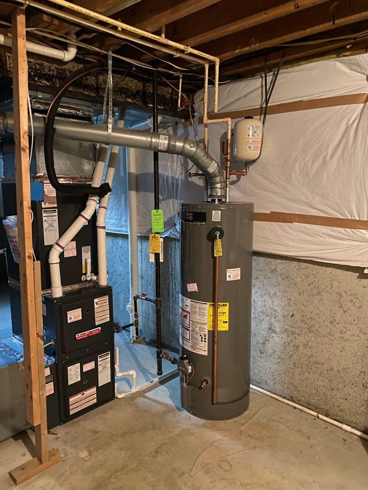Upper Marlboro, MD - Water heater repair
