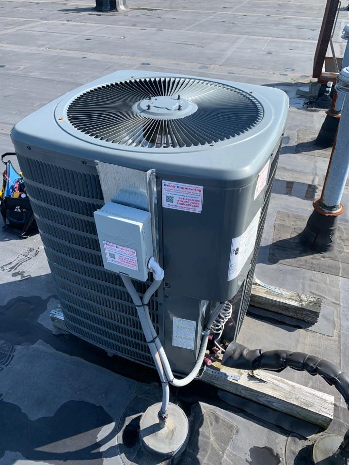 Mitchellville, MD - Goodman Heat Pump Service Repair