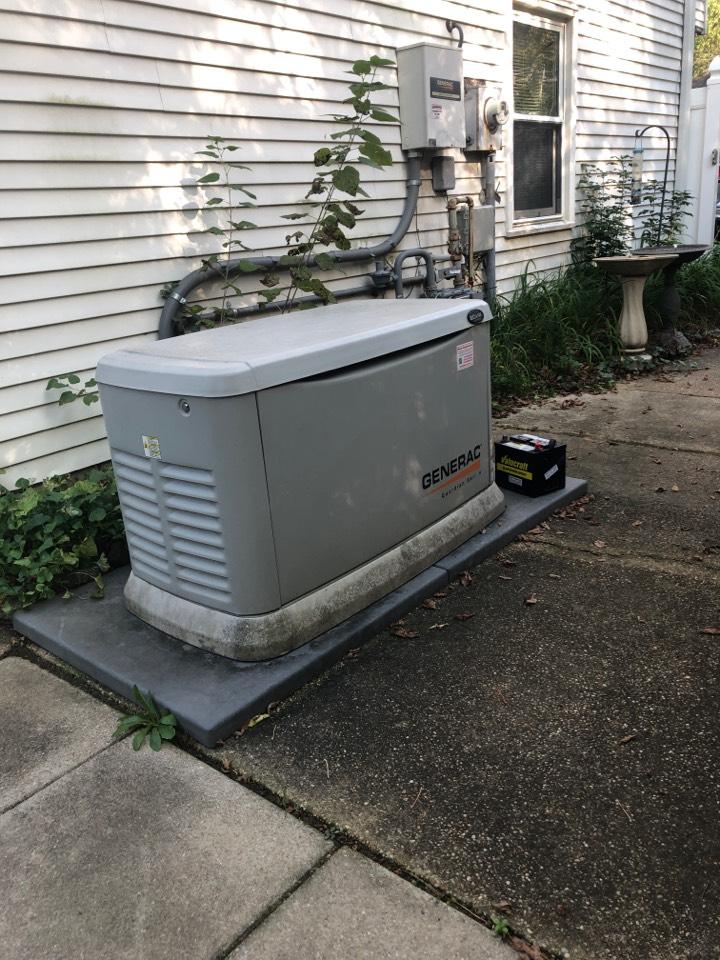 Odenton, MD - Generator repairs