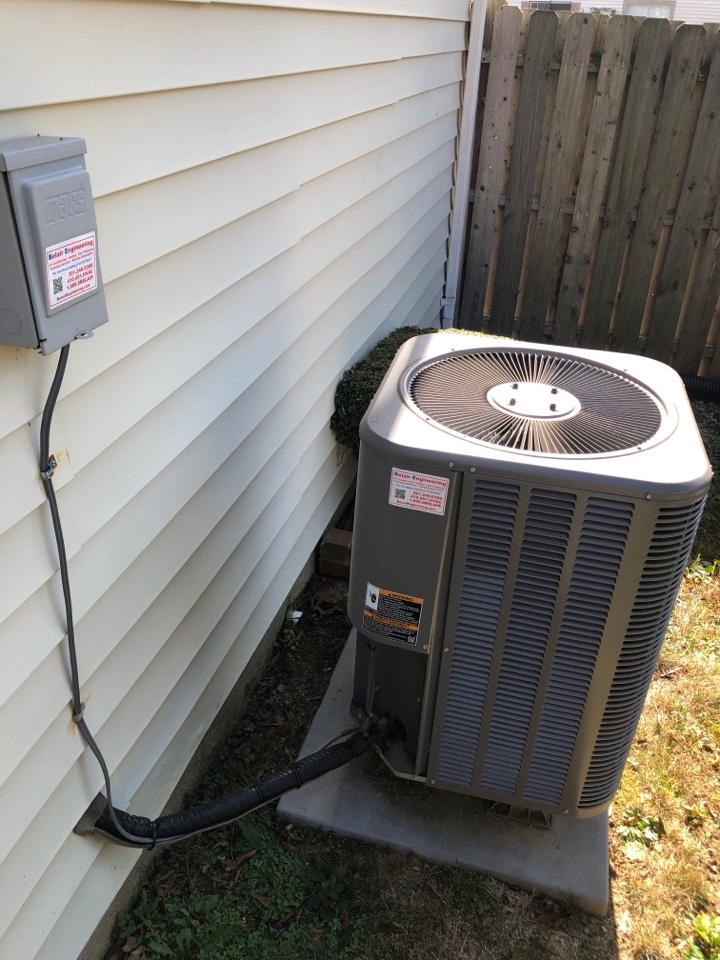 Lennox Heat Pump Maintenance repair services