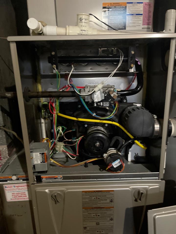 Lanham, MD - Heating tune up