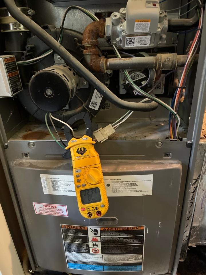 Laurel, MD - Heating tune up