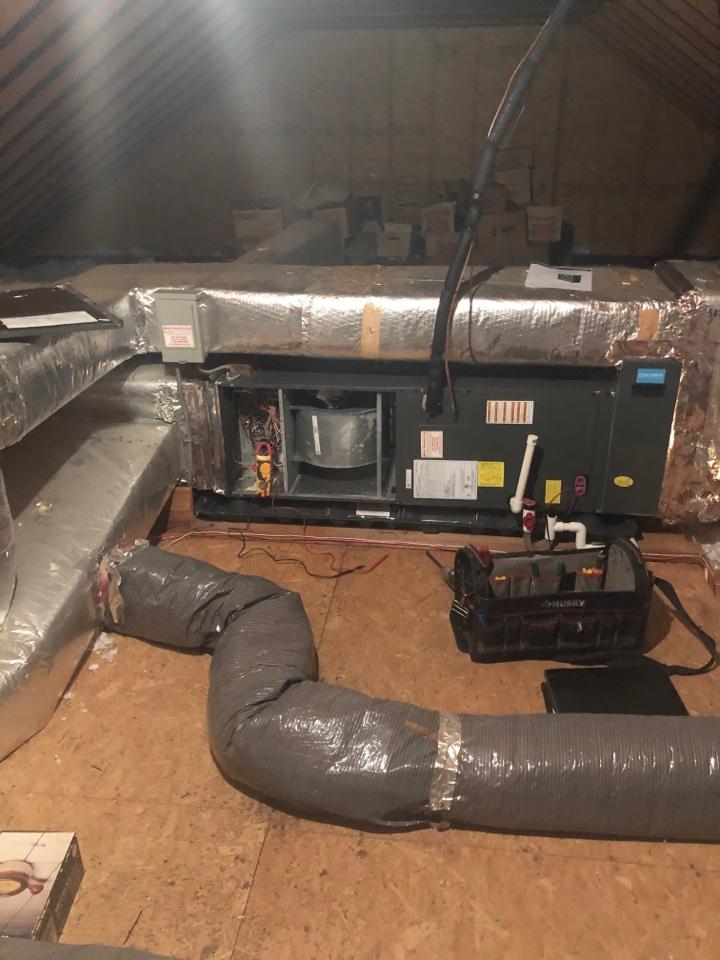 Davidsonville, MD - Heat pump repair service
